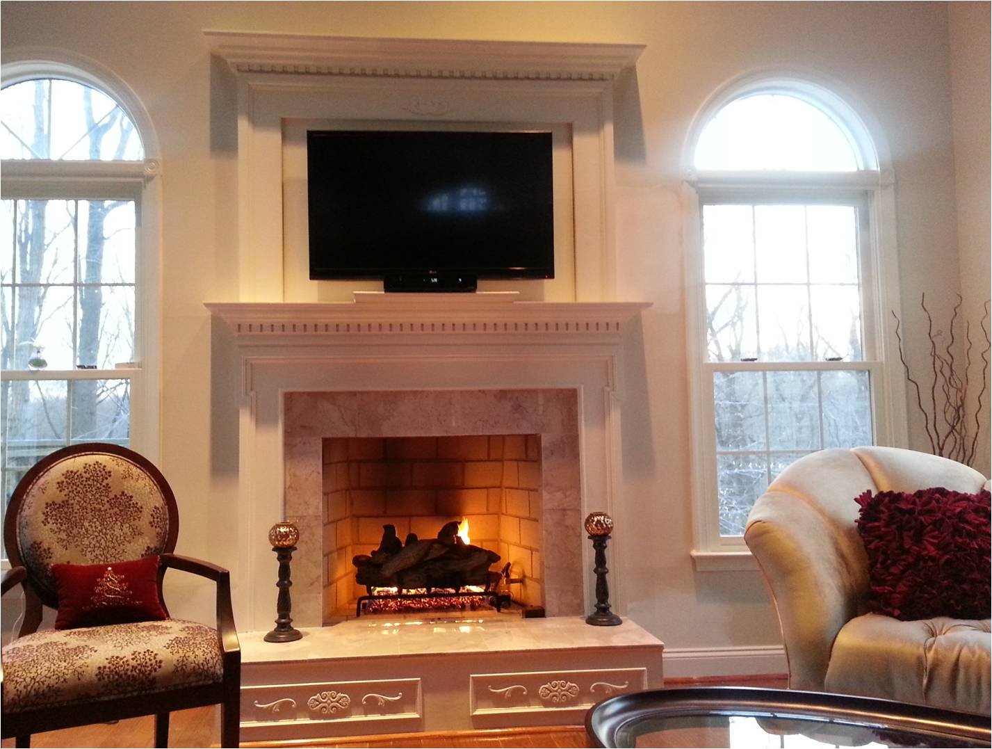 1000 Images About Brick Fireplaces On Pinterest Fireplace Remodel Brick Fireplaces And